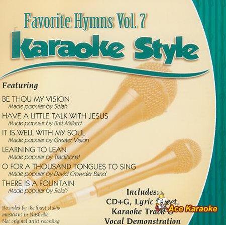 Daywind Karaoke Style: Favorite Hymns Vol. 7