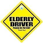 CAUTION ELDERLY DRIVER Car Safety Nov...