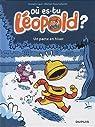 Où es-tu Léopold ?, Tome 2 : Un pacte en hiver par Caut