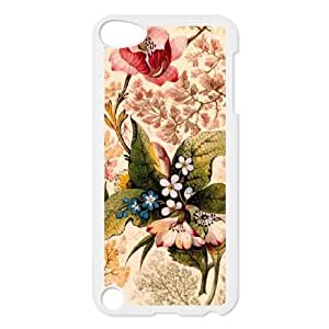 iPod Touch 5 Case White Marble End by William Kilburn JNR2185576