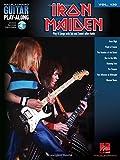 Iron Maiden: Guitar Play-Along Volume 130 (Hal Leonard Guitar Play-Along)