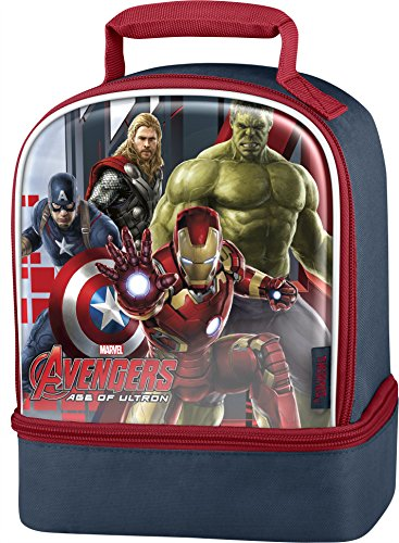 Thermos Dual Lunch Kit Avengers