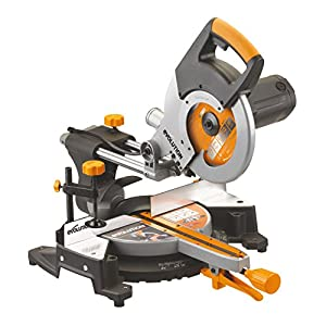 8. Evolution Power Tools RAGE3 10-Inch Multipurpose Cutting Compound Sliding Miter Saw