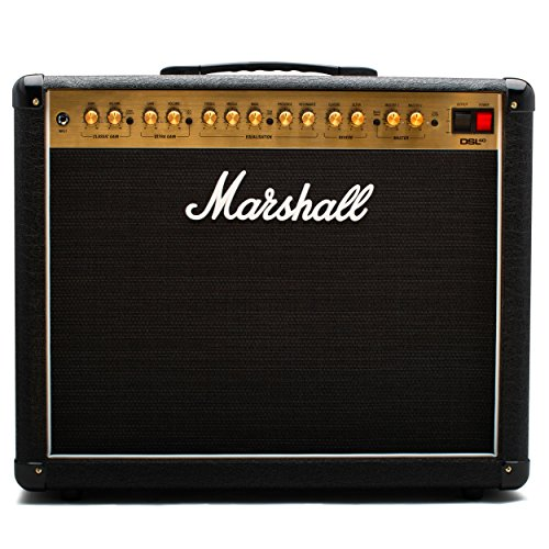 Marshall Amps M-DSL40CR-U Guitar Combo Amplifier by Marshall Amps
