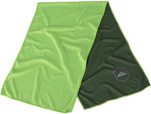 Instant Cooling Towel - Stay Cool, Fresh & Active For Hours. Perfect for All Sports & Outdoor Adventures - Camping, Hiking, Gym Workout, Fitness, Yoga, Golf. Wear it as a Neck Wrap or Bandana. UPF 50
