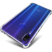 Capa Case Anti Shock Impactos Exclusiva Xiaomi Redmi Note 7 PRO - Capinha com Bordas Reforçadas