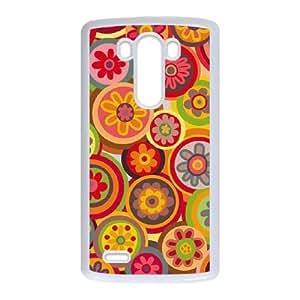 Tierra Nueva LG G3 Cell Phone Case White DIY Present pjz003_6550320