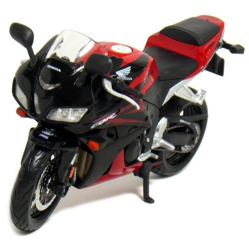 Honda cbr 600rr motorcycle 1 12 scale red by maisto for Decor xoomy