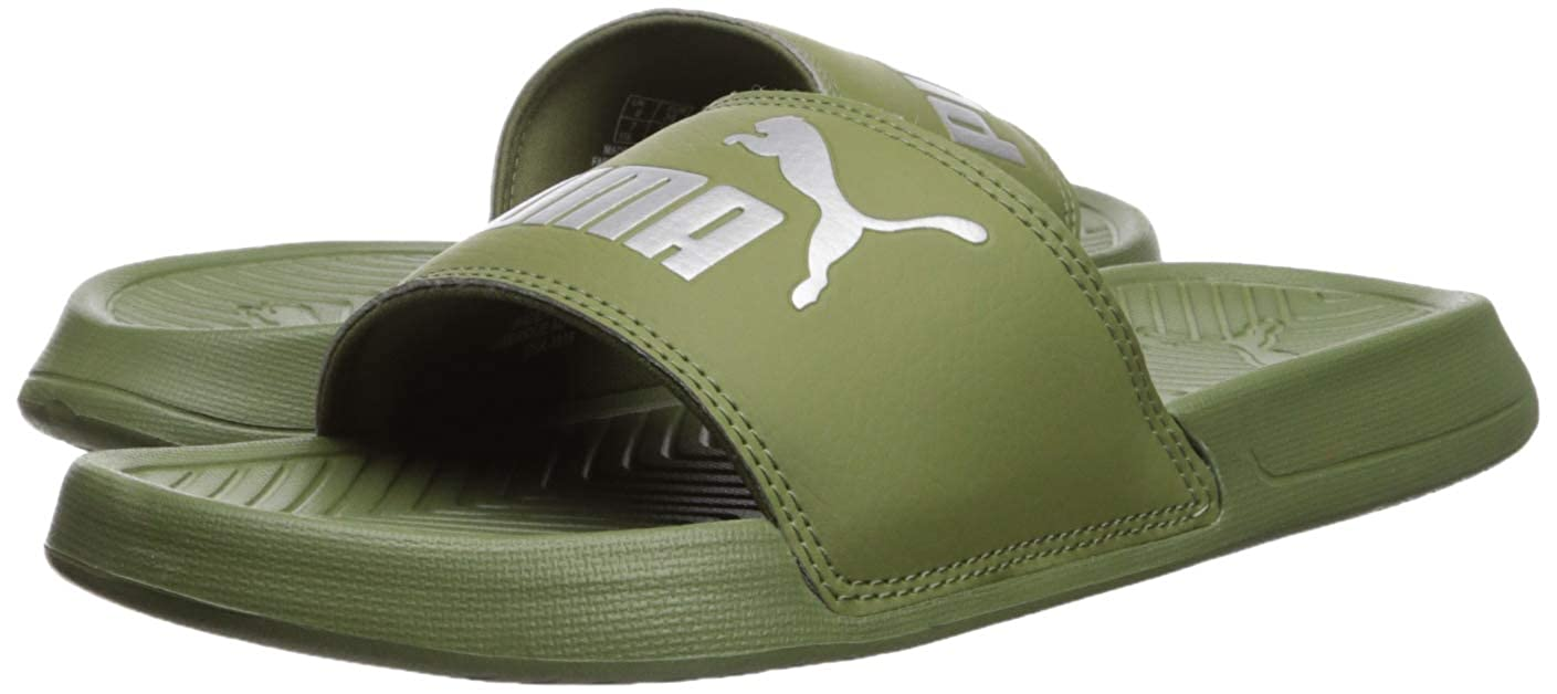 3f83e0cfbc10 Amazon.com  PUMA Men s Popcat Slide Sandal  Shoes