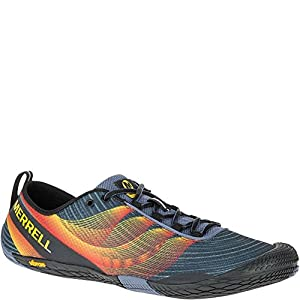 Merrell Men's Vapor Glove 2 Trail Running Shoe, Folkstone, 10 M US