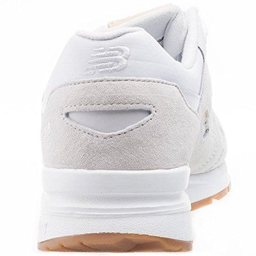 New Balance 1600 Hombre Zapatillas Blanco blanco/gris