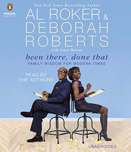Al Roker and his wife Deborah Roberts co-authored book