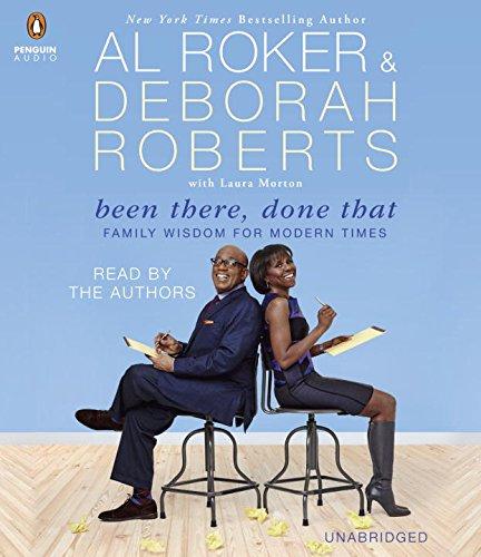 Al Roker and his wife Deborah Roberts co-authored book