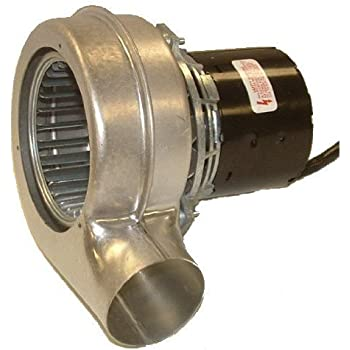 A320 lennox furnace draft inducer exhaust vent venter for Furnace motor replacement cost