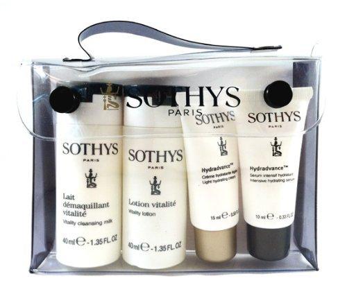 Sothys Normal Skin Trial Kit - 4 Pcs