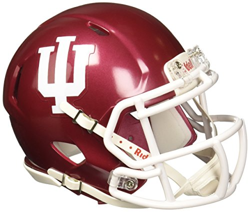 NCAA Indiana Hoosiers Speed Mini Helmet