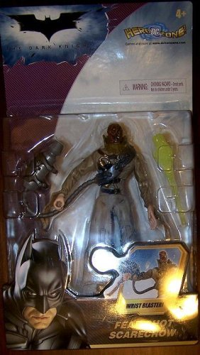 - Batman The Dark Knight Basic Figure:Fear Shot Scarecrow
