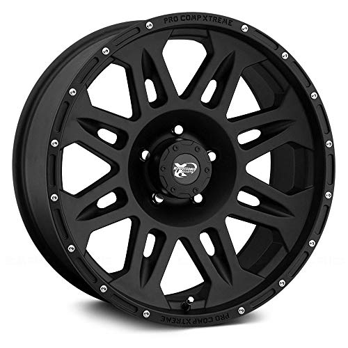 COMP XTREME ALLOYS SERIES 7005 CAST-BLAST BLACK WH ()