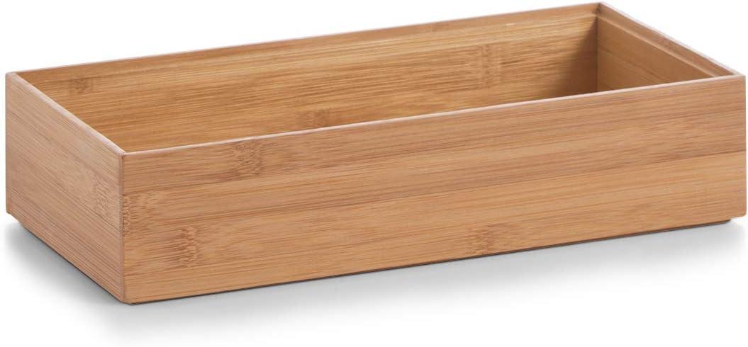 Bamboo Zeller 13332 Ordnungsbox 23 x 15 x 7 cm
