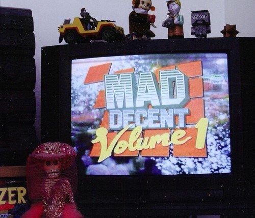 Mad Decent Vol. 1 Compilation Vol 2 8 Track Tape