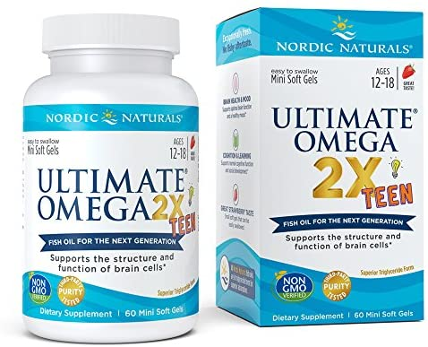 Nordic Naturals Ultimate Omega Teen product image