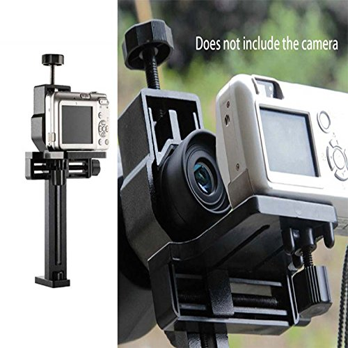 Digital Camera Stand Tripod Handheld Mount Handle Adapter and Grip...