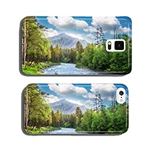 mountains forest cell phone cover case iPhone6