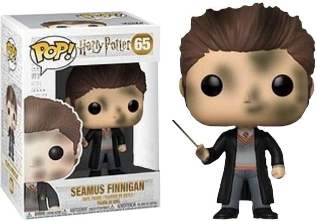 Funko Pop Movies: Harry Potter - Accident Seamus Finnigan ...