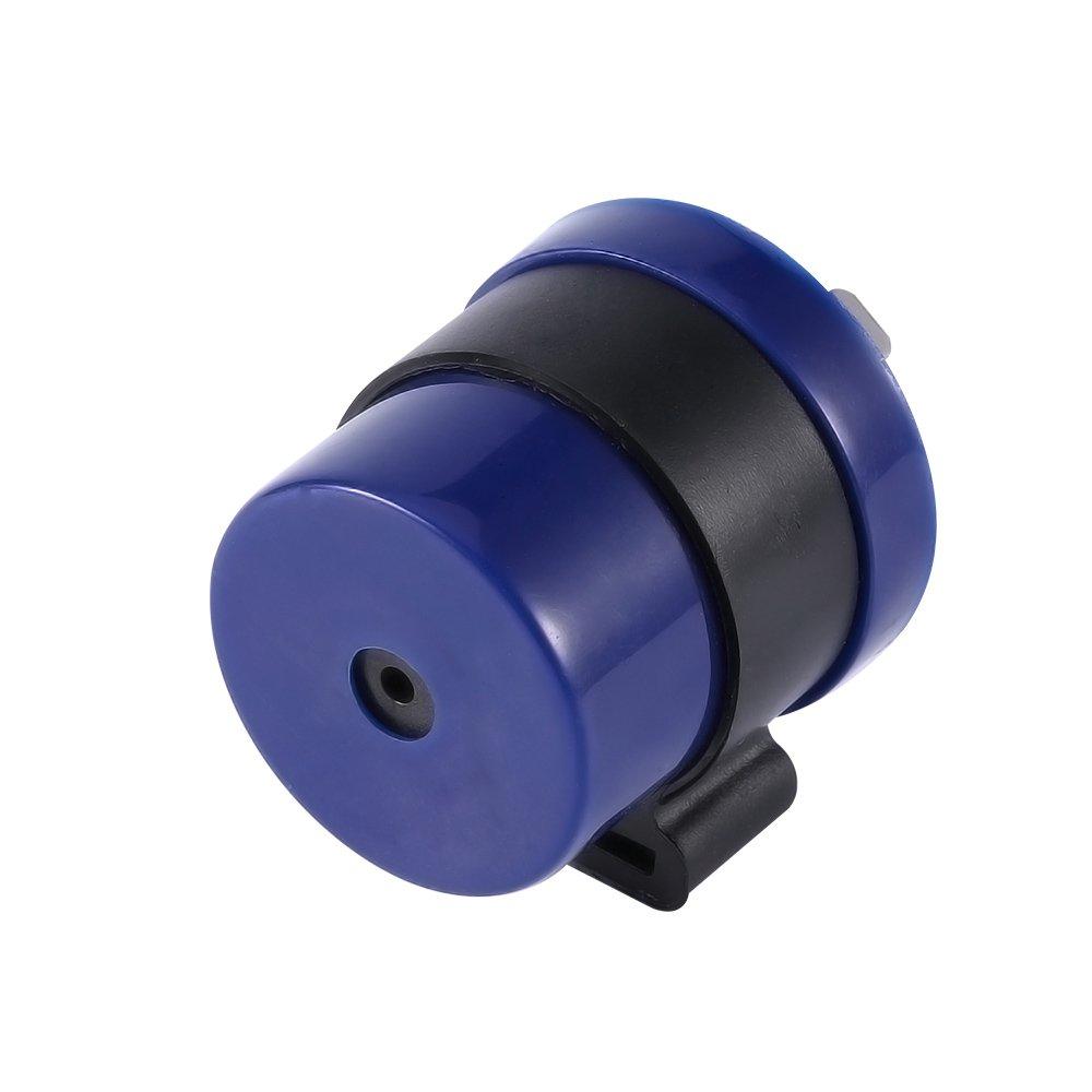 2pines motocicleta moto alarma Flasher relé intermitente indicador Blinker azul 6–12V Yosoo