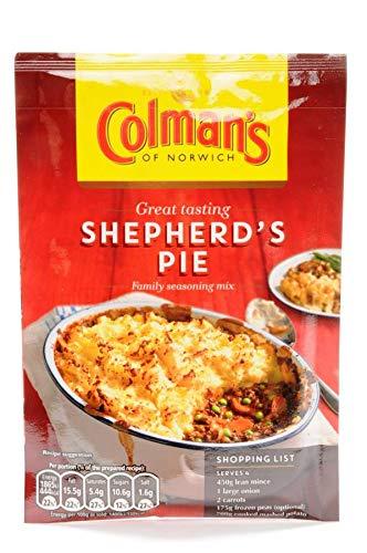 Colmans Packet Sauces (Casserole Mix Sheperds Pie 3 x 50g)