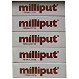 Milliput Epoxy Putty - Terracotta 113.4g Kit - 10pk by Milliput ( MB Fibreglass )