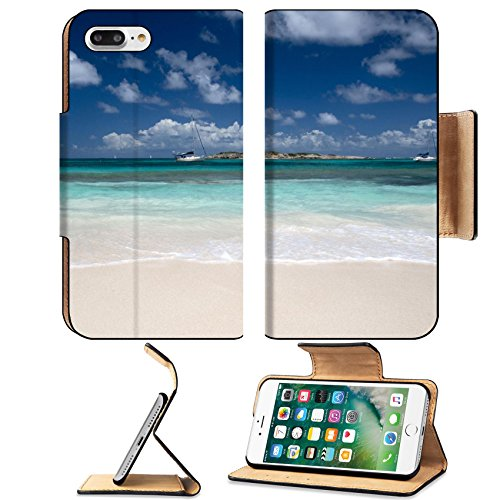 Luxlady Premium Apple Iphone 7 Plus Flip Pu Leather Wallet Case Iphone7 Plus 41813287 Orient Bay Is A Coastal Community And Beach On The French Side Of The Island Of Saint Martin I