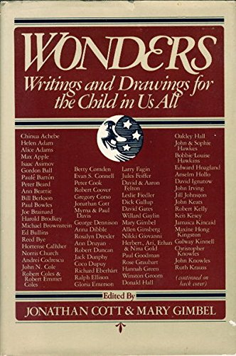 Wonders: Writings and Drawings for the Child in Us All