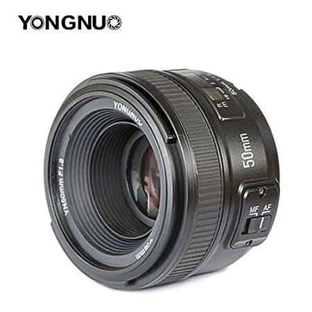 YONGNUO Yn50Mm F1.8N Af/Mf Standard Prime Lens for Nikon D7100 D5500 D810A D800 Lenses