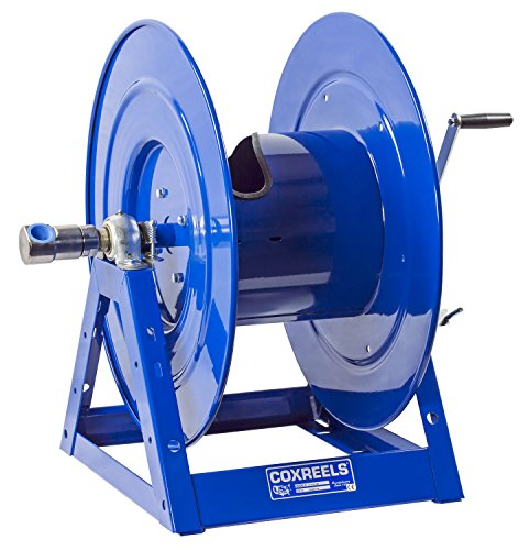 Coxreels 1175 Series Hand-Crank Hose Reel, Model# 1175-6-200, 1'' Hose ID, 200' Length by Coxreels