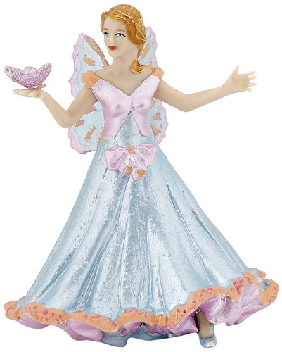 - Papo Blue Elf Butterfly Toy