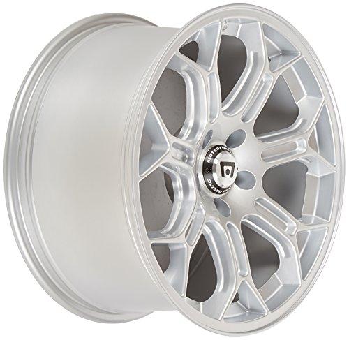 "Motegi Racing Techno Mesh S Series Silver Finish Wheel (18x9.5""/5x114.3mm"")"