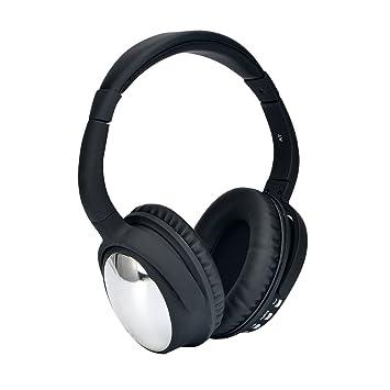 AITA BT805 Auriculares Bluetooth con Micrófono Control Inline para Viaje Running Deportes Auriculares Gaming Hi-Fi Audio para Niños Hombres Mujeres Fuerte ...