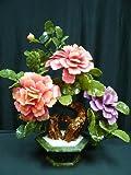 Mixed Jade Bonsai Flowers 201-3a
