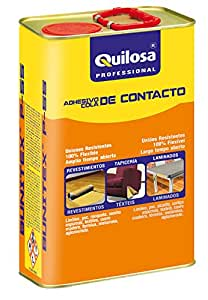 Quilosa Bunitex P-55 - Adhesivo de contacto sin tolueno (5 litro)