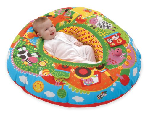Nest Baby Shop - Galt Playnest Farm Covered Inflatable Ring