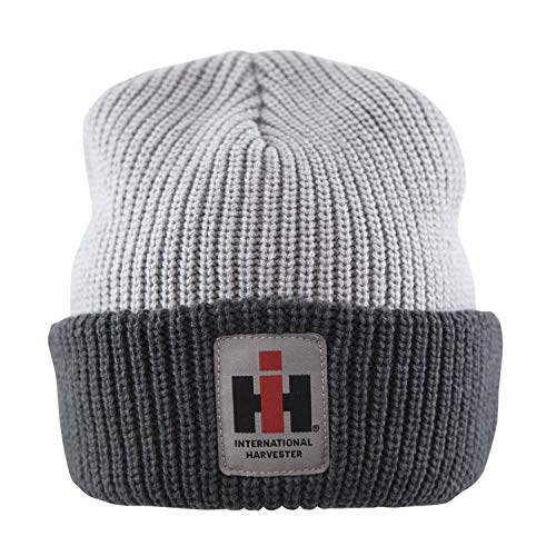 IH Gray Waffle Knit Hat - Officially Licensed ()