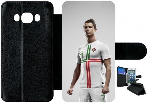 Funda Samsung Galaxy J5 2016 CR7 Cristiano Ronaldo el Boss Real Madrid: Amazon.es: Electrónica