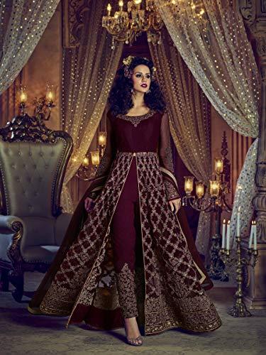 Partywear Anarkali Indiane Vine Partywear Da Salwar Ethnic Facioun Etnica Salwar Anarkali Donne Traditonal Da Kameez Vite Indian Women Progettista Kameez Facioun Designer Traditonal wqZnOU1