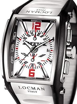 Locman 026000 whnrd5bkw _ WT Armbanduhr Herren