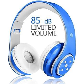 Amazon.com: Riwbox WT-7S Bluetooth Headphones, LED Light