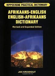 Afrikaans-English/English-Afrikaans Practical Dictionary (Hippocrene Practical Dictionaries)