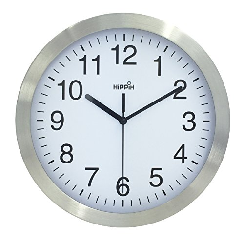 Atomic Wall Clock 10
