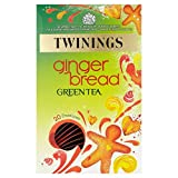 Twinings Green Gingerbread Tea Bags (20) - Pack Review and Comparison
