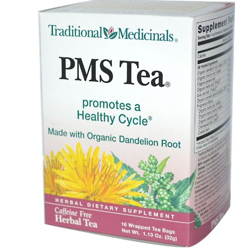 Organic PMS Tea - Traditional Medicines Natural Pms Relief